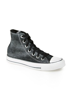 Converse Chuck Taylor® All Star® 'Sparkle Wash' High Top Sneaker (Women)