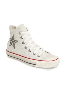 Converse Chuck Taylor® All Star® 'Star Hardware' High Top Sneaker (Women)