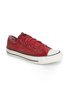 Converse Chuck Taylor® All Star® 'White Wash Ox' Sneaker (Women)