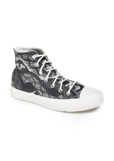 Converse Chuck Taylor® 'Reptile Print' High Top Sneaker (Women)