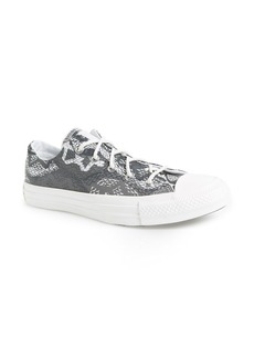 Converse Chuck Taylor® Reptile Print Low Top Sneaker (Women)
