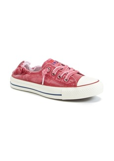 Converse Chuck Taylor® 'Shoreline - White Wash' Sneaker (Women)