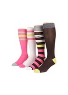 Converse Knee High 4-Pair Pack