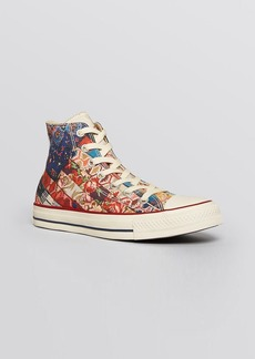 Converse Lace Up High Top Sneakers - Chuck Taylor All Star