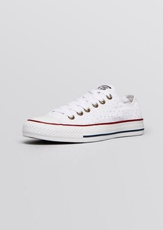 Converse Lace Up Low Top Sneakers - Chuck Taylor All Star