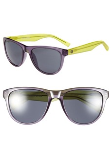 Converse 'Master Track' 56mm Sunglasses