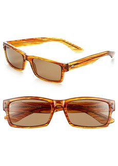 Converse 'The Close Talker' 55mm Sunglasses
