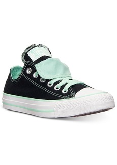 Converse Women's Chuck Taylor All Star Double Tongue Casual Sneakers from Finish Line