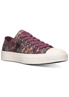 Converse Women's Chuck Taylor Ox Feather Casual Sneakers from Finish Line