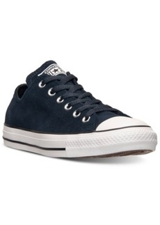 Converse Women's Chuck Taylor Ox Suede Casual Sneakers from Finish Line