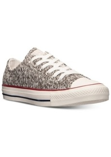 Converse Women's Chuck Taylor Ox Winter Knit Casual Sneakers from Finish Line