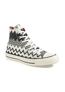 Converse x Missoni Chuck Taylor® All Star® High Top Sneaker (Women)