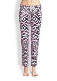 Cosabella Brigitte Printed Pajama Pants
