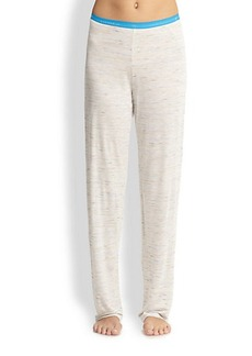 Cosabella Chine Heathered Jersey Pajama Pants