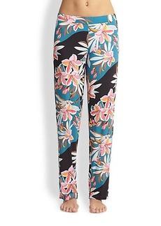 Cosabella Ibis Stretch Jersey Pajama Pants