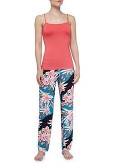 Cosabella Ibisco Printed Pajama Pants