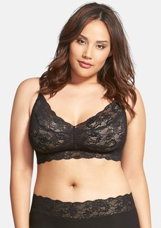 Cosabella 'Never Say Never Sweetie' Bralette (Plus Size)