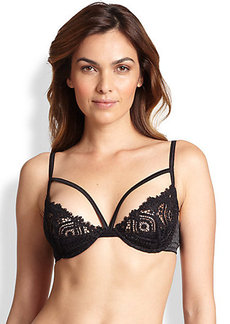 Cosabella Roma Three-Quarter Cup Bra