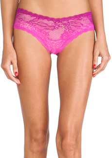 Cosabella Trenta Ombre Thong in Pink