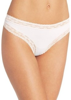 Cosabella Women's The Mercedes Queen Of Clubs Lr Thong Panty