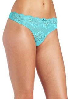 Cosabella Women's Thea Low Rise Thong Panty