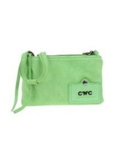 C'N'C' COSTUME NATIONAL - Medium leather bag