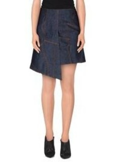 COSTUME NATIONAL - Denim skirt