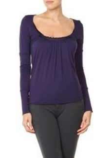 COSTUME NATIONAL - Long sleeve t-shirt