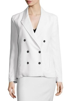 CoSTUME NATIONAL Double-Breasted Slim-Fit Jacket