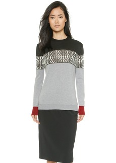 CoSTUME NATIONAL Long Sleeve Sweater