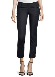 CoSTUME NATIONAL Low-Rise Skinny Cropped Pants