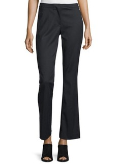 CoSTUME NATIONAL Mid-Rise Flare-Leg Trousers