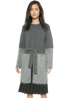 CoSTUME NATIONAL Oversized Coat