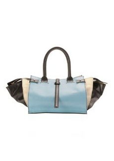 CoSTUME NATIONAL Parigi Colorblock Classic Duffel Bag, Multi
