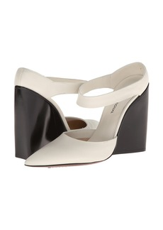 CoSTUME NATIONAL Pointed Wedge Heels