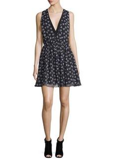 CoSTUME NATIONAL Sleeveless Fit-&-Flare Dress