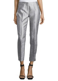 CoSTUME NATIONAL Slim-Leg Cropped Trousers