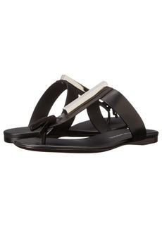 CoSTUME NATIONAL Tassle Flat Sandal