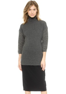 CoSTUME NATIONAL Turtleneck Sweater