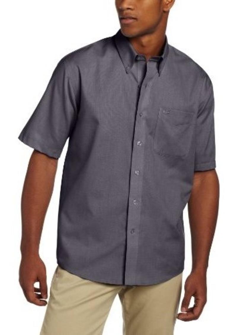 Cutter buck cutter buck men 39 s big tall short sleeve for Big and tall quick dry shirts