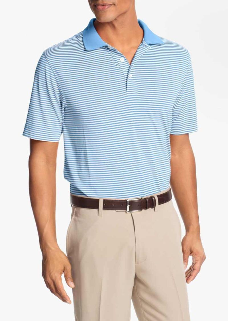 Cutter buck cutter buck 39 trevor 39 drytec moisture for Big and tall golf shirts