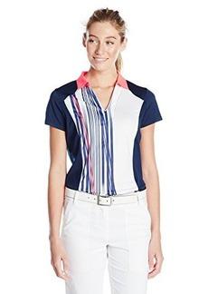 Cutter & Buck Women's CB Drytec Corin Stripe Jessica Polo