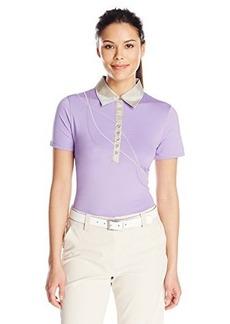 Cutter & Buck Women's CB Drytec Short Sleeve Lora Polo