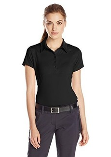 Cutter & Buck Women's Drytec Cap Sleeve Maci Polo