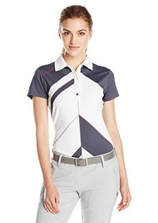 Cutter & Buck Women's Drytec Mia Cap Sleeve Polo