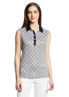 Cutter & Buck Women's Drytec Reese Sleeveless Polo