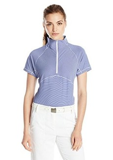 Cutter & Buck Women's Drytec Renee Mockneck Top