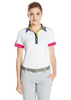 Cutter & Buck Women's Drytec Short Sleeve Petra Polo