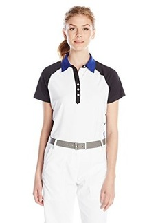 Cutter & Buck Women's Drytec Short Sleeve Shae Polo