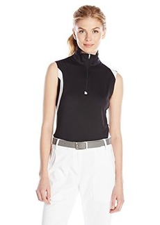 Cutter & Buck Women's Drytec Sleeveless Raina Polo